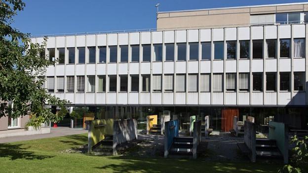 Die Fachhochschule für Architektur, Holz und Bau zieht aus Burgdorf weg. Was kommt?