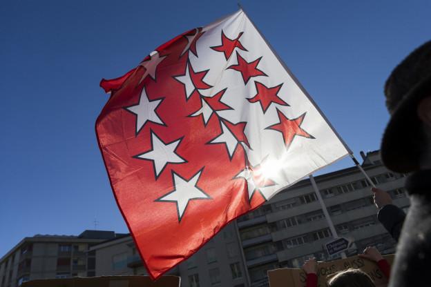 Die Staatsratswahlen im Wallis gehen in eine zweite Runde.
