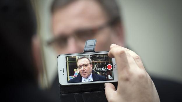 CSPO-Kandidat Roberto Schmidt tritt im 2. Wahlgang sicher nochmals an. Wer auch noch?