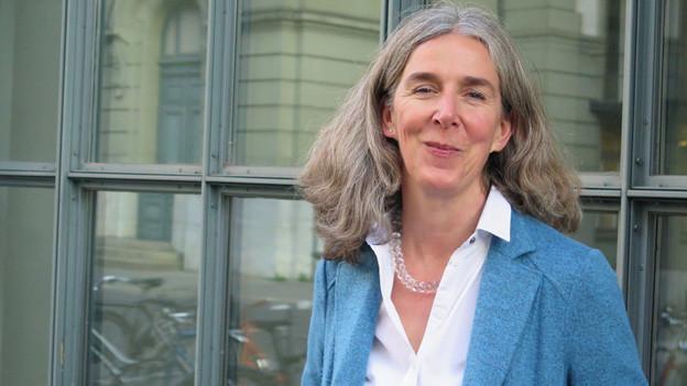 Claudia Redmann, Sektionsleiterin Erwachsenen- und Kindesschutz bei der Stadt Bern.