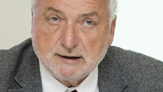 Erwin Jutzet, Alt -Staatsrat SP