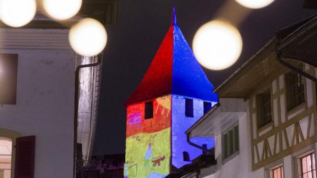 Lichtfestival Murten