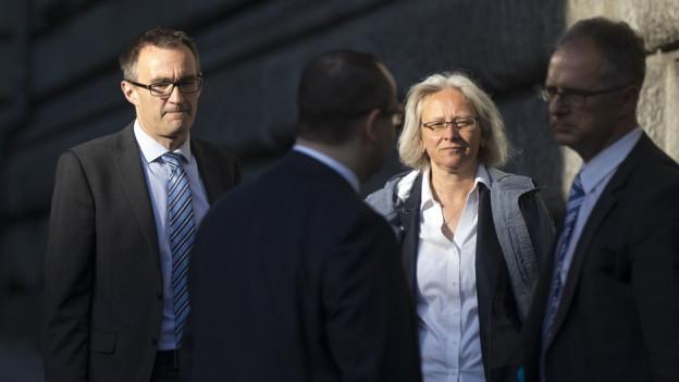 Die Klage gegen Martin Baltisser und Silvia Bär beschäftigt seit Jahren die Gerichte.