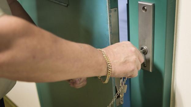 Die internen Abläufe im Strafvollzug werden vereinfacht.