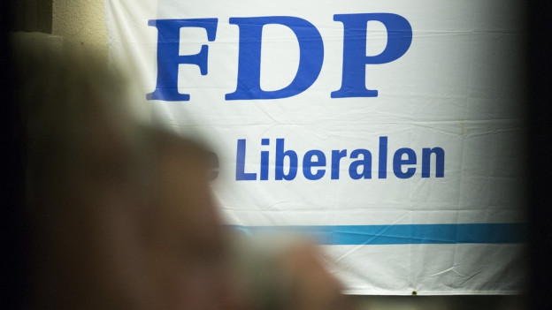 Zweimal Ja: Die Parolen der kantonalen FDP.