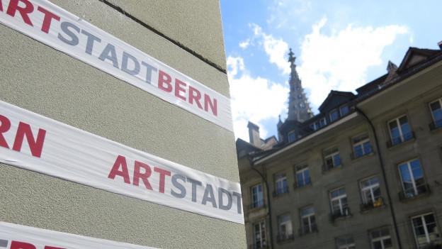 Das Kunstprojekt lädt am 5./6. Mai zum Neuentdecken der Berner Altstadt.