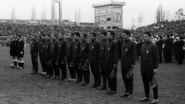 13 Siege in 13 Cupfinals: Der FC Sion und die Unbesiegbarkeit.