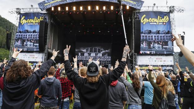 Greenfield-Festival: Dieses Jahr mit schärferen Sicherheitsmassnahmen