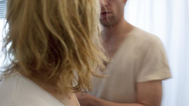 Häusliche Gewalt im Kanton Bern: etwa gleich viele Fälle wie im Vorjahr.