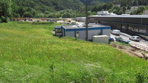 Moutier hat nur noch wenig Baulandreserven.