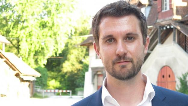 Michael Köpfli steigt für die GLP in die Regierungsratswahlen.