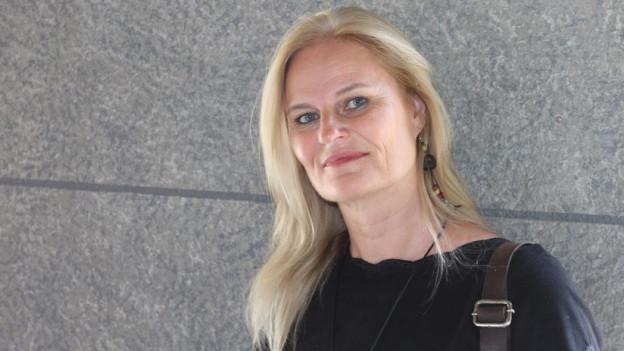 Portrait Judith Bärenfaller