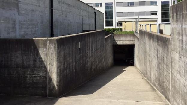 Die Zivilschutzanlage Leimacker wird geschlossen.