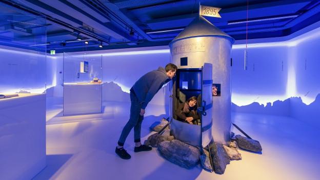 Im Alpinen Museum gehen vielleicht schon bald die Lichter aus.