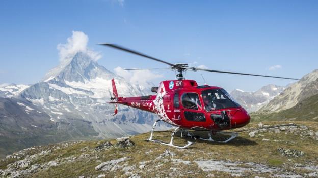 Die Air Zermatt legt nach dem Bundesverwaltungsgericht seine Kosten zu wenig transparent offen.