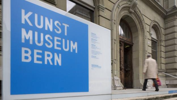 Hat das Kunstmuseum Bern einen Bauauftrag zu Recht freihändig vergeben?