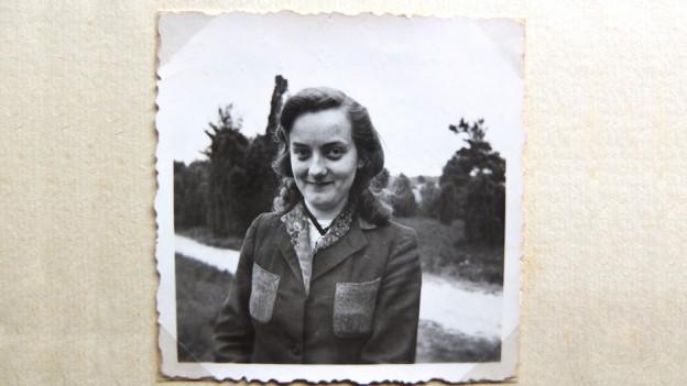 Portrait Ruth als junge Frau