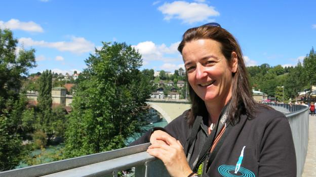 Buskers-Leiterin Christine Wyss zieht trotz Wetterpech eine positive Festival-Bilanz