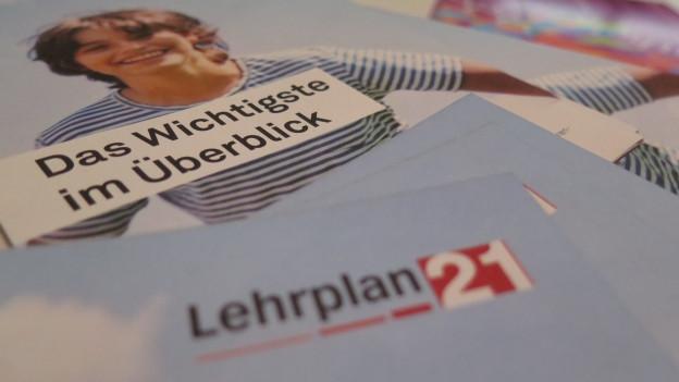 Logo Lehrplan 21.