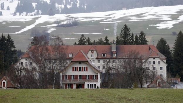 Der Landwirtschaftbetrieb des ehemaligen Jugendheims Prêles soll gemäss Vorstoss biologisch bewirtschaftet werden.