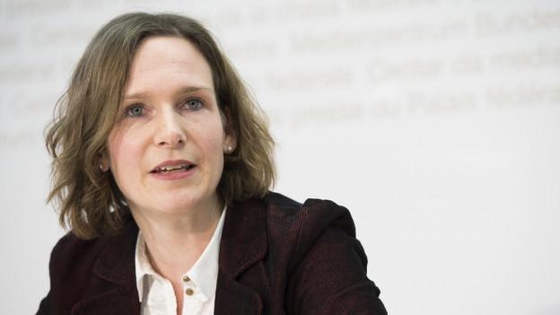 Evi Allemann: Wegen der parteiinternen Amtszeitbeschränkung darf sie nicht mehr für den Nationalrat kandidieren.