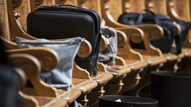 Einen Sitz weniger im Nationalrat für den Kanton Bern.