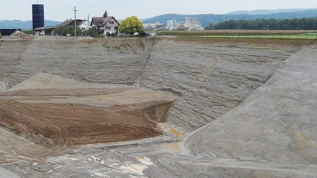 Die Weko untersucht, ob es in der Berner Kiesbranche zu Absprachen kam.