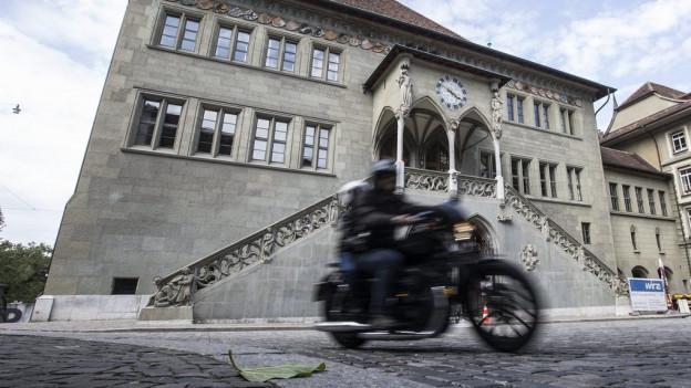 Frauen sind politisch in Bern auf der Überholspur.