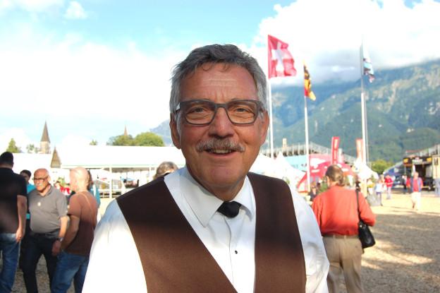 Der Unspunnen-OK-Präsident Ueli Bettler blickt zurück aufs neuntägige Fest.
