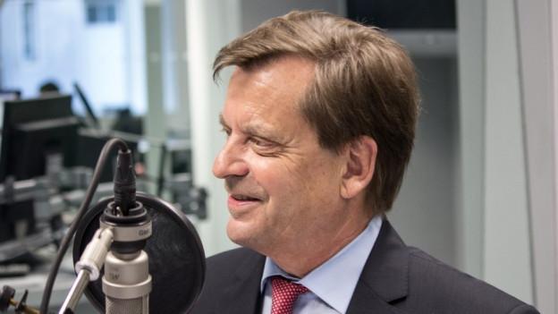 Andreas Zeller: Synodalratspräsident der reformierten Kirche Bern-Jura-Solothurn.