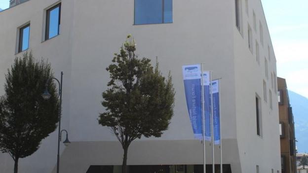 28'000 Menschen haben das neue Besucherzentrum im ersten Jahr besucht.
