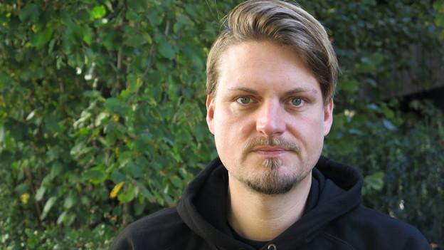 Der Berner Regisseur Juri Steinhart.