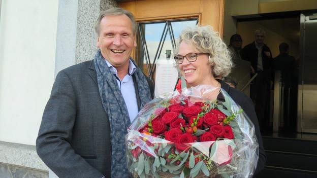 Köniz hat seine erste Gemeindepräsidentin