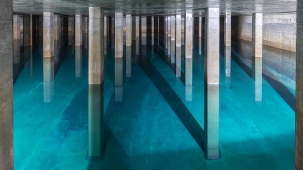 Bisher konnten im Trinkwasser nur geringe Spuren nachgewiesen werden.