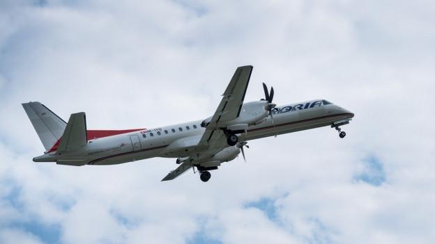 Adria Airways ist die grösste Fluggesellschaft Sloweniens.