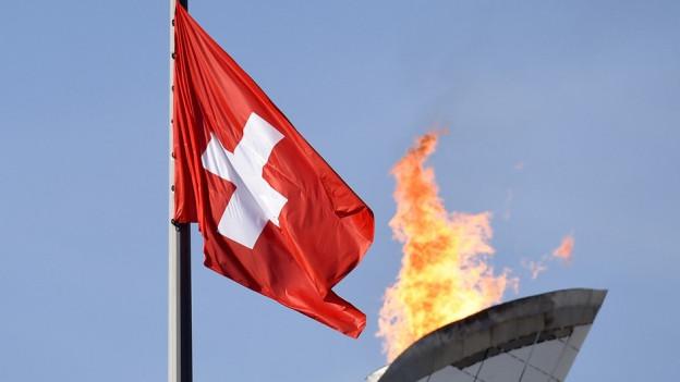 Olympische Winterspiele in der Schweiz – 2026 könnte es soweit sein.