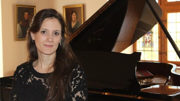 Franziska Heinzen aus Brig singt auf Bühnen in ganz Europa.