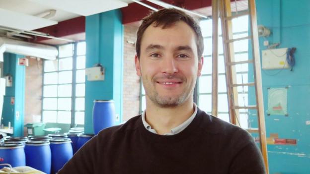 Samuel Bühlmann hat die App entwickelt.