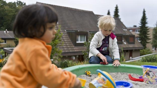 Primano fördert Kinder beim Lernen der Landessprache und in ihrer Sozialkompetenz.