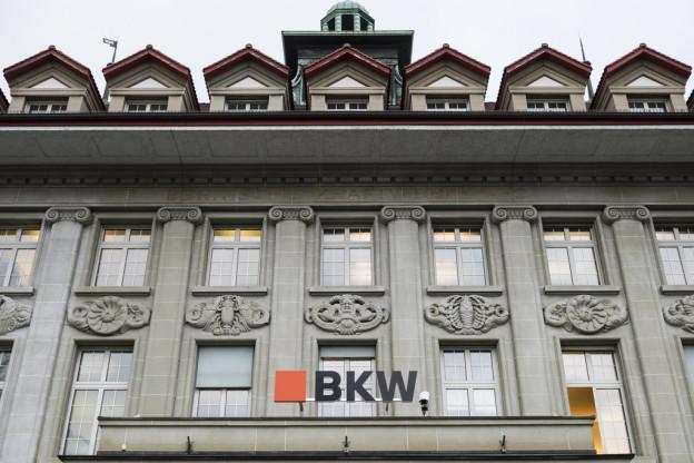 Der Kanton Bern behält mindestens 51 Prozent der Aktien am Energiekonzern BKW AG.