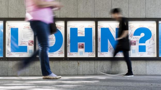 Im Kanton Bern wird kein Mindestlohn eingeführt.