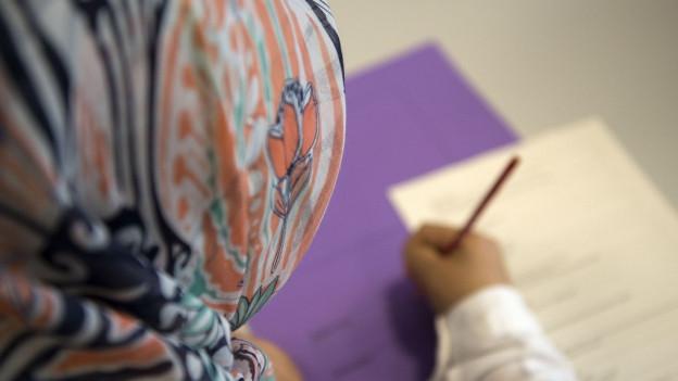 Kopftuchverbot an Walliser Schulen