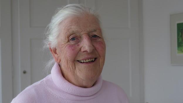 Portrait alte Frau