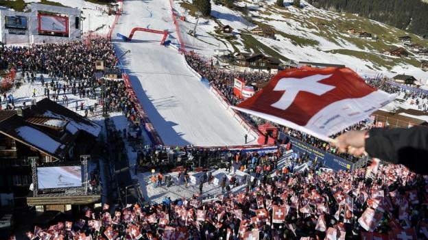 Weltcup 2018 Adelboden