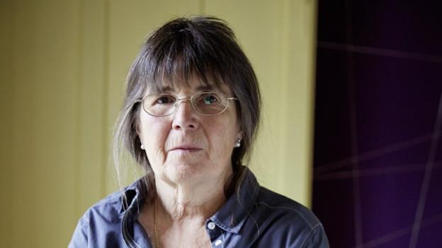 Portrait Erna Eugster