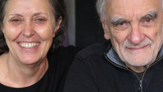 Ann Lee und Peter Zwirner.