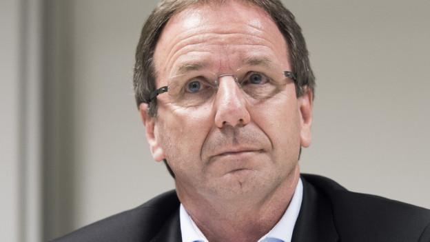 50 Jahre Ballenberg – Peter Flück zu den Feierlichkeiten.