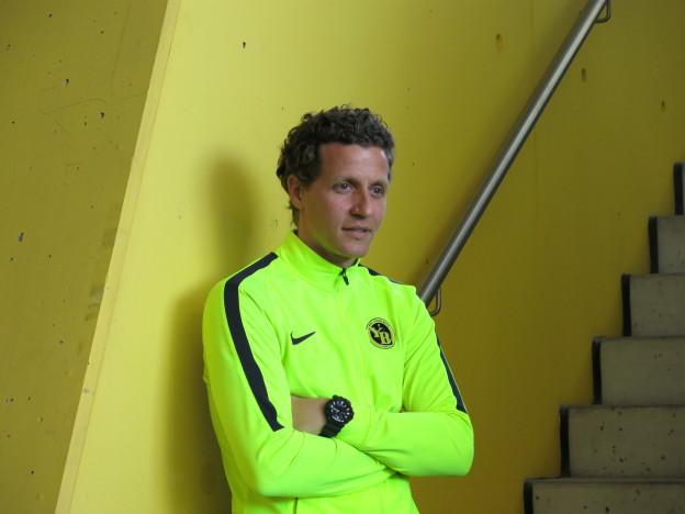 Marco Wölfli steht vor dem Comback. Im Tor startet der langjährige Spieler anfang Rückrunde als Nummer 1.
