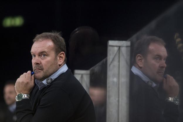 Der 52-jährige Heinz Ehlers ist Cheftrainer seit 2016 und führte die SCL Tigers im Frühjahr 2017 zum vorzeitigen Ligaerhalt.