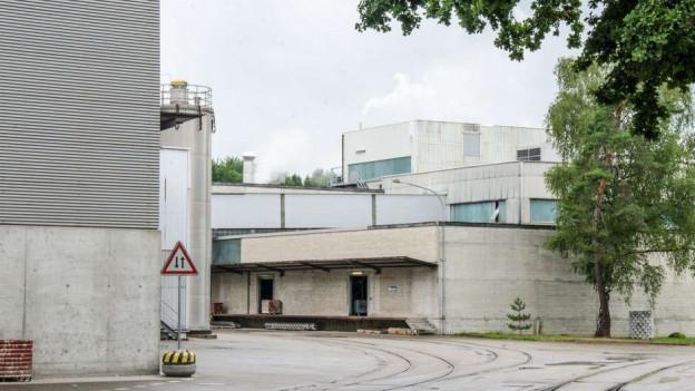 Werden in den nächsten Jahren zurückgebaut: Anlagen und Gebäude der Papierfabrik Utzenstorf.